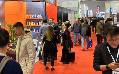 December 2019, GTO LUBES presents at the Automechanika Shanghai